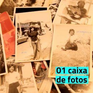 Organização de fotos
